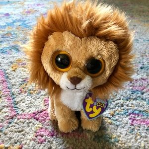 Ty Beanie Baby Other - Beanie Boo King the Lion  RARE   RETIRED  e78e0c9fa4ab